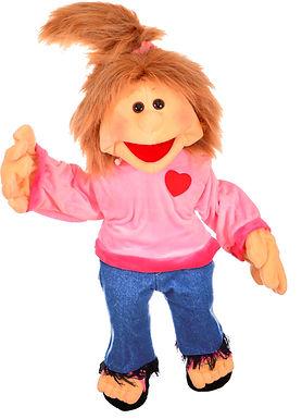 Living Puppets 65cm Paula