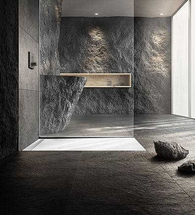 Nexsys Steel Shower Tray