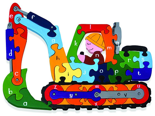 Alphabet Digger