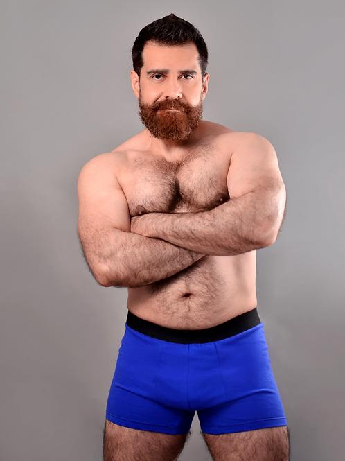 Underwear Azul