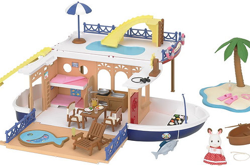 5206 Seaside Cruiser Houseboat