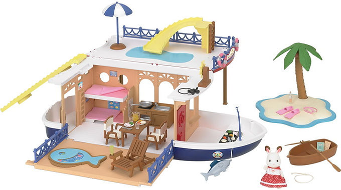 5206 Seaside Cruiser Houseboat