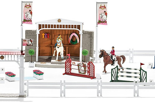 SCHLEICH 42338 BIG HORSE SHOW WITH HORSES