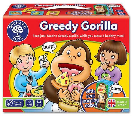 Orchard Toys -  Greedy Gorilla Game