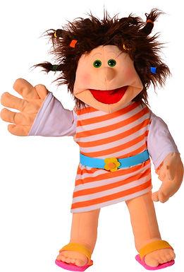 Living Puppets 65cm Klärchen Backbärmus