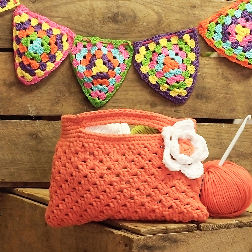 Evening Crochet (Feb - Mar)