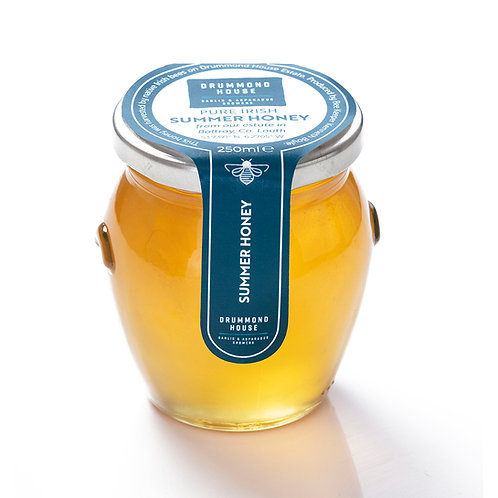 250g Drummond House Pure Irish Summer Honey
