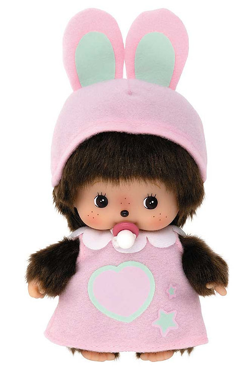 BEBICHHICHI 16 cm Girl Dreaming Bunny