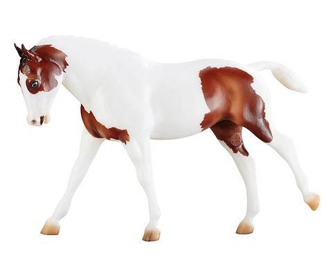 Breyer 1738 Smokin' Double Dutch - Pinto Quarter Pony