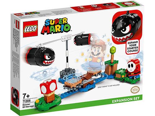 LEGO SUPER MARIO 71365 Boomer Bill Barrage Expansion Set