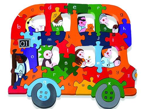 Alphabet Bus