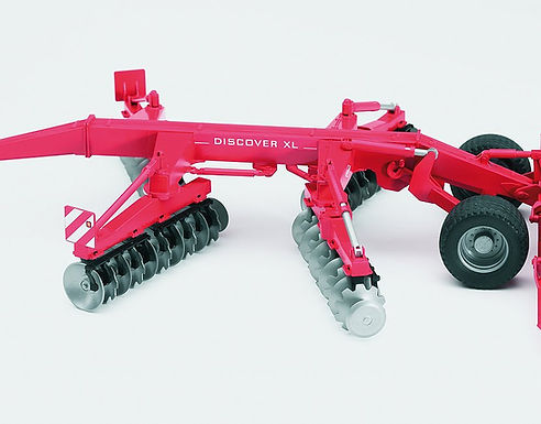 Bruder Kuhn discover XL disc harrow