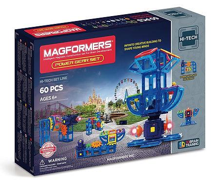 Magformers Power Gear Set