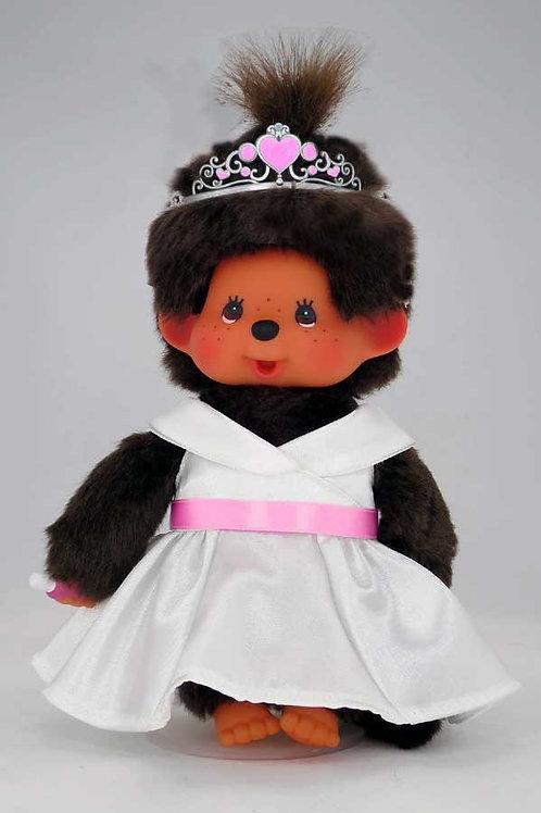 MONCHHICHI 20 cm Girl White Princess