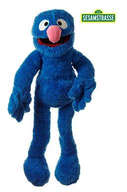 Living Puppets 65 cm Grobi- Sesame Street