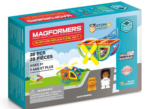 Magformers Aviation Adventure Set