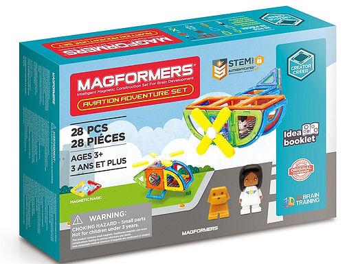 Magformers Aviation Adventure Set