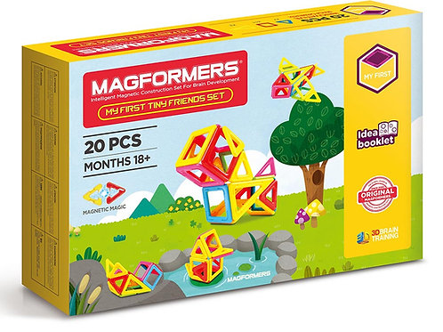 Magformers Tiny Friends