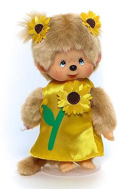 MONCHHICHI 20 cm Girl Sunflower