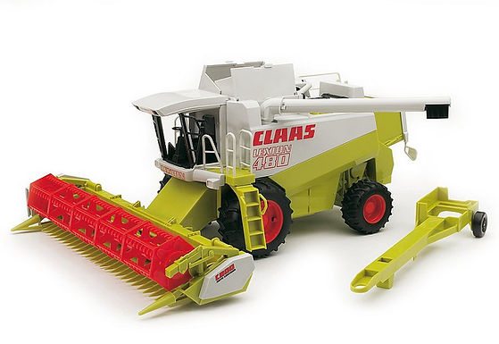 Bruder Claas Lexion 480 Combine harvester