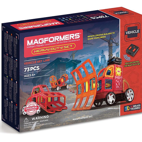 Magformers Heavy Duty Set