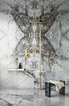 Drummonds Leawood Shower