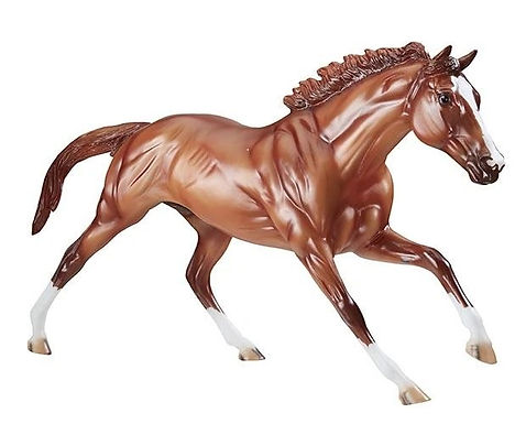 Breyer 1792  CALIFORNIA CHROME	 Two Time Horse of the Year