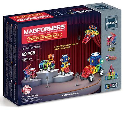 Magformers Power Sound Set