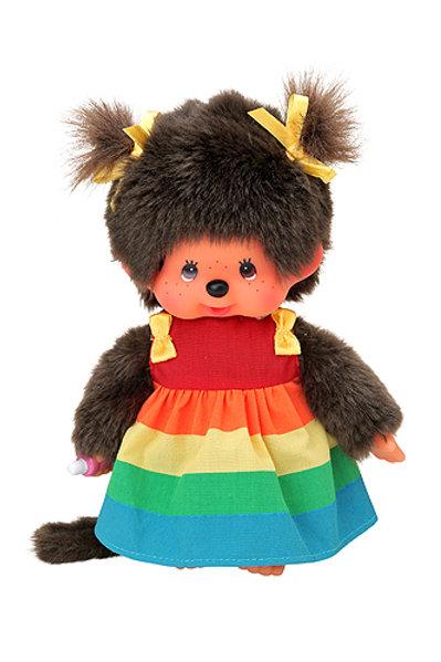 MONCHHICHI 20 cm Rainbow Girl (2018)
