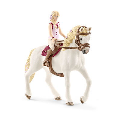 SCHLEICH 42515 HORSE CLUB SOFIA & BLOSSOM