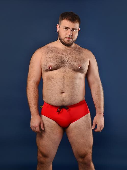 Swimwear Rojo