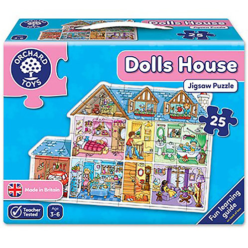 Orchard Toys - Dolls House Jigsaw Puzzle