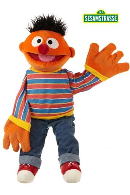 Living Puppets 65cm Ernie-Sesame Street