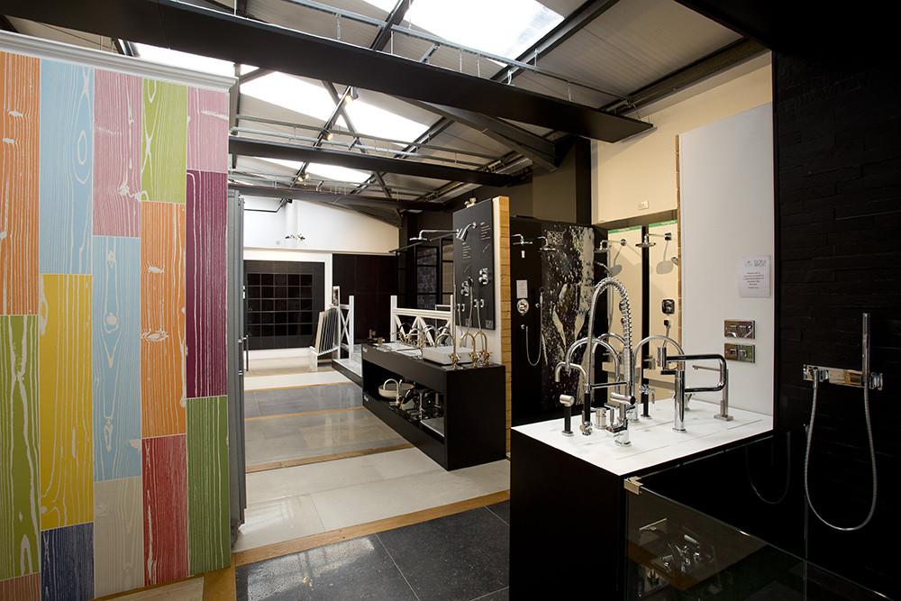 Versatile Bathrooms + Tiles showroom 1-m