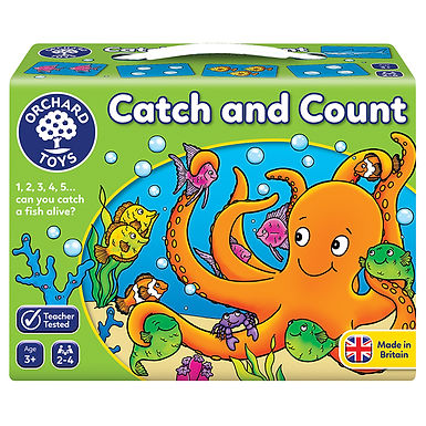 Orchard Toys - Catch and Count Game