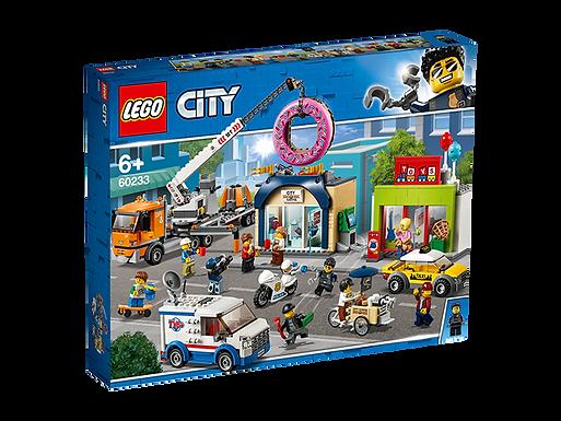 LEGO CITY 60233  Shop Opening