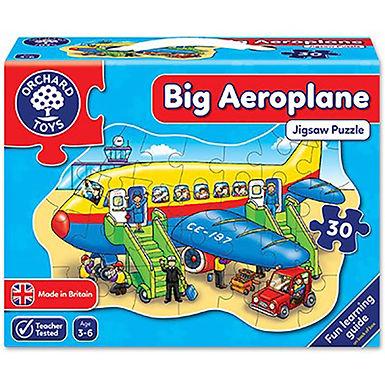 Orchard Toys - Big Aeroplane Jigsaw Puzzle