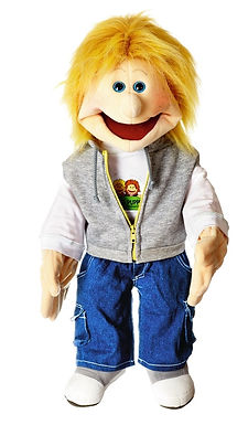 Living Puppets 65cm Joost