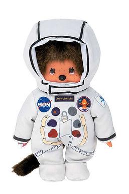 MONCHHICHI 20 cm Boy Astronaut with helmet