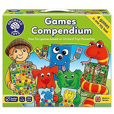Orchard Toys - Games Compendium