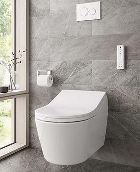 TOTO RX Washlet Toilet