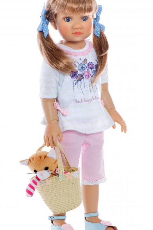 Kidz 'n' Cats ISABEL Doll