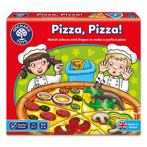 Orchard Toys - Pizza, Pizza Game