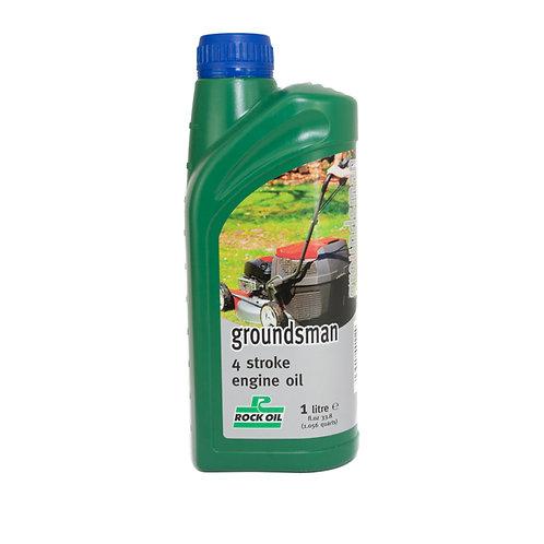 GROUNDSMAN 4 STROKE OIL