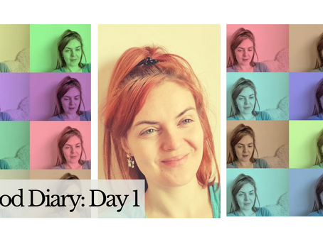 Mood Diary: The Beginning