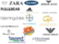 Molton Brown , Zara , Old Navy , Armany jeans , pull and bear , adidas , photobooth dubai , bayer middel east , tasneef , spark digital , gl events , dmg events , emporio armani , harvey nichols