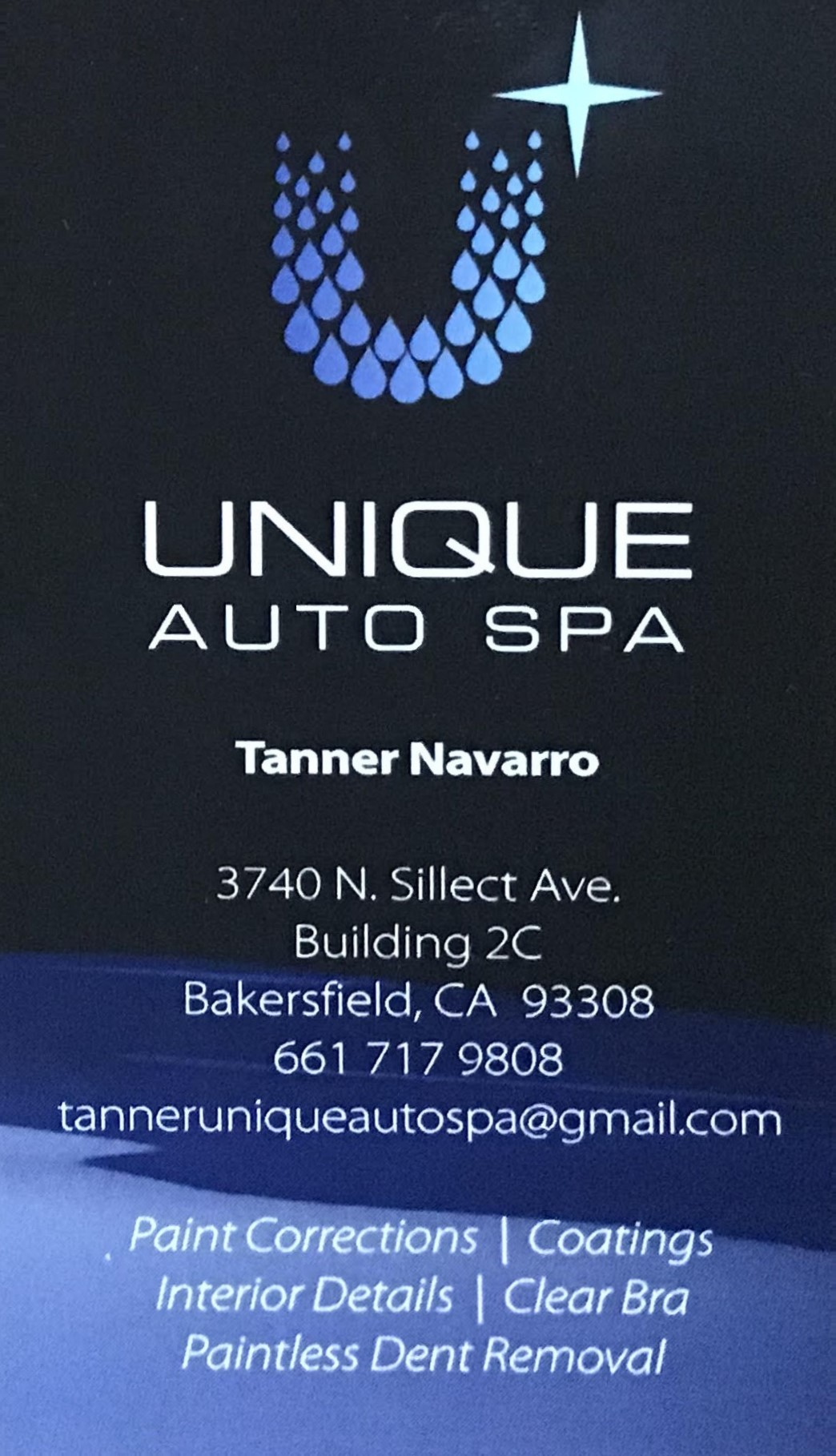 Unique Auto Spa