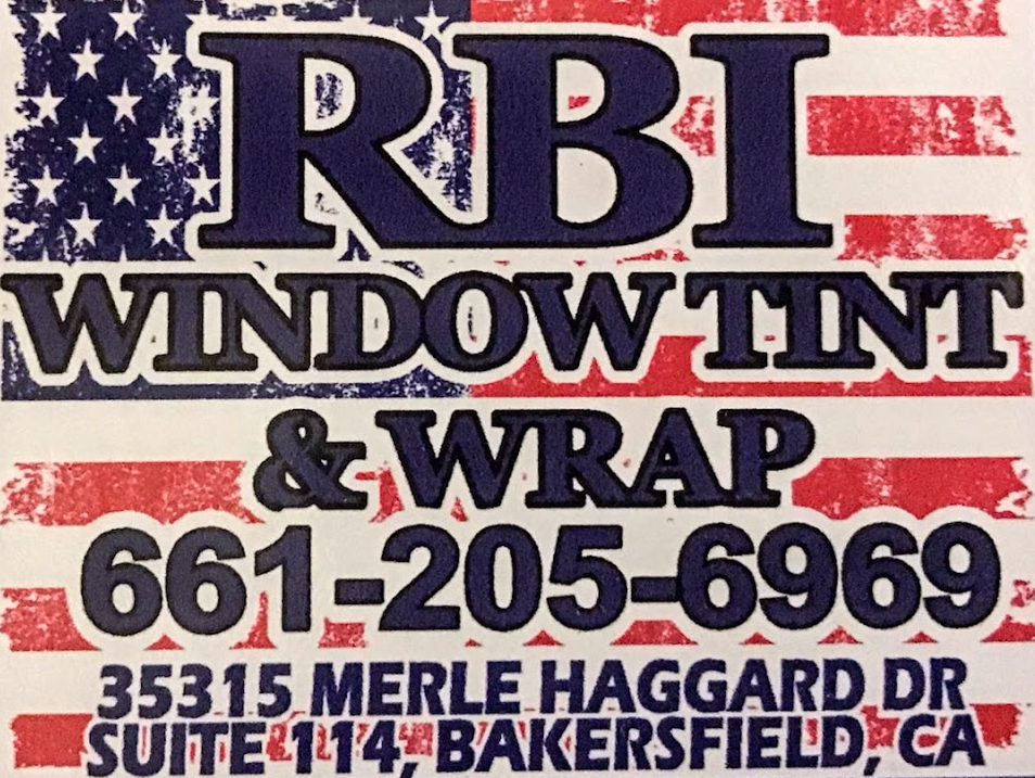 RBI Window Tint & Wrap
