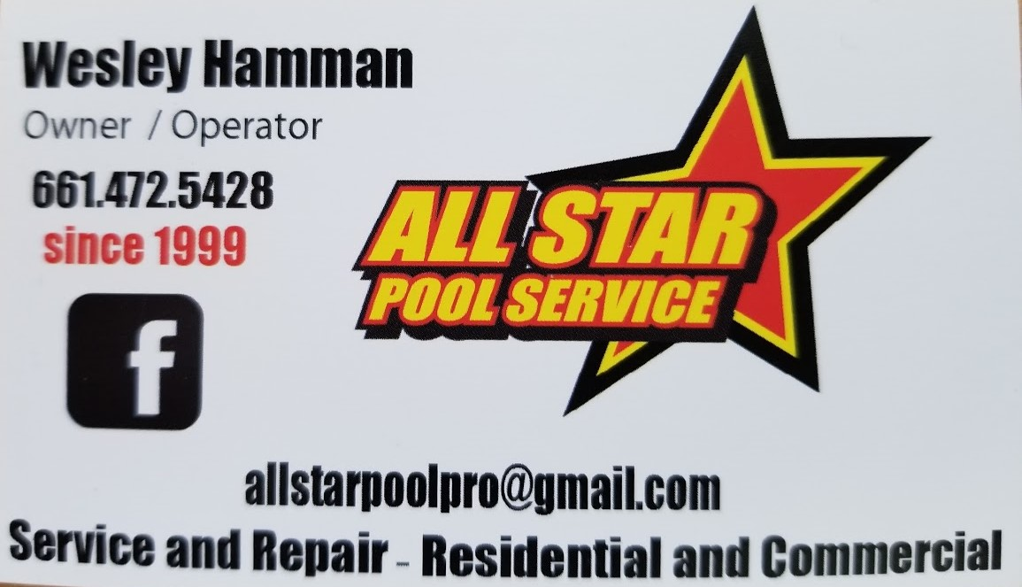All Star Pools Service