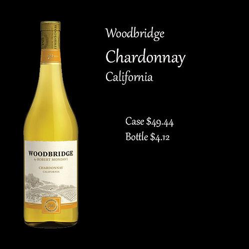 Gold Woodbridge Chardonnay